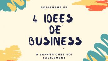 idées business 2020