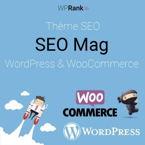 SEO Mag - theme WordPress SEO